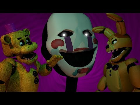 [Fnaf/SFM] Five More Nights By JT Music (200k Special)