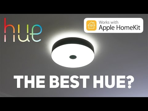 Philips Fair HUE smart Ceiling lamp review - The Best HUE?