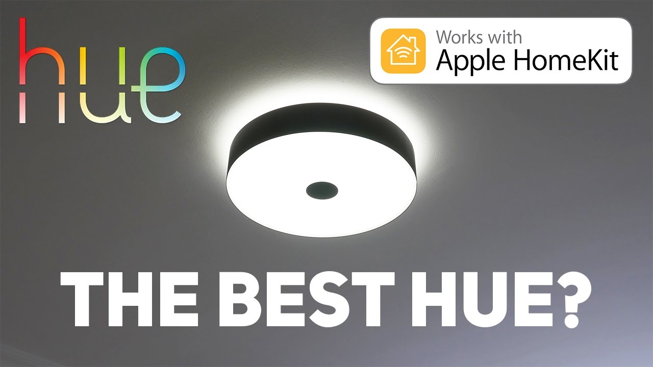 Philips Lampen Plafond Philips Fair Hue Smart Ceiling Lamp Review The Best Hue