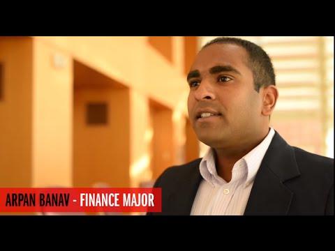 Majoring in Finance