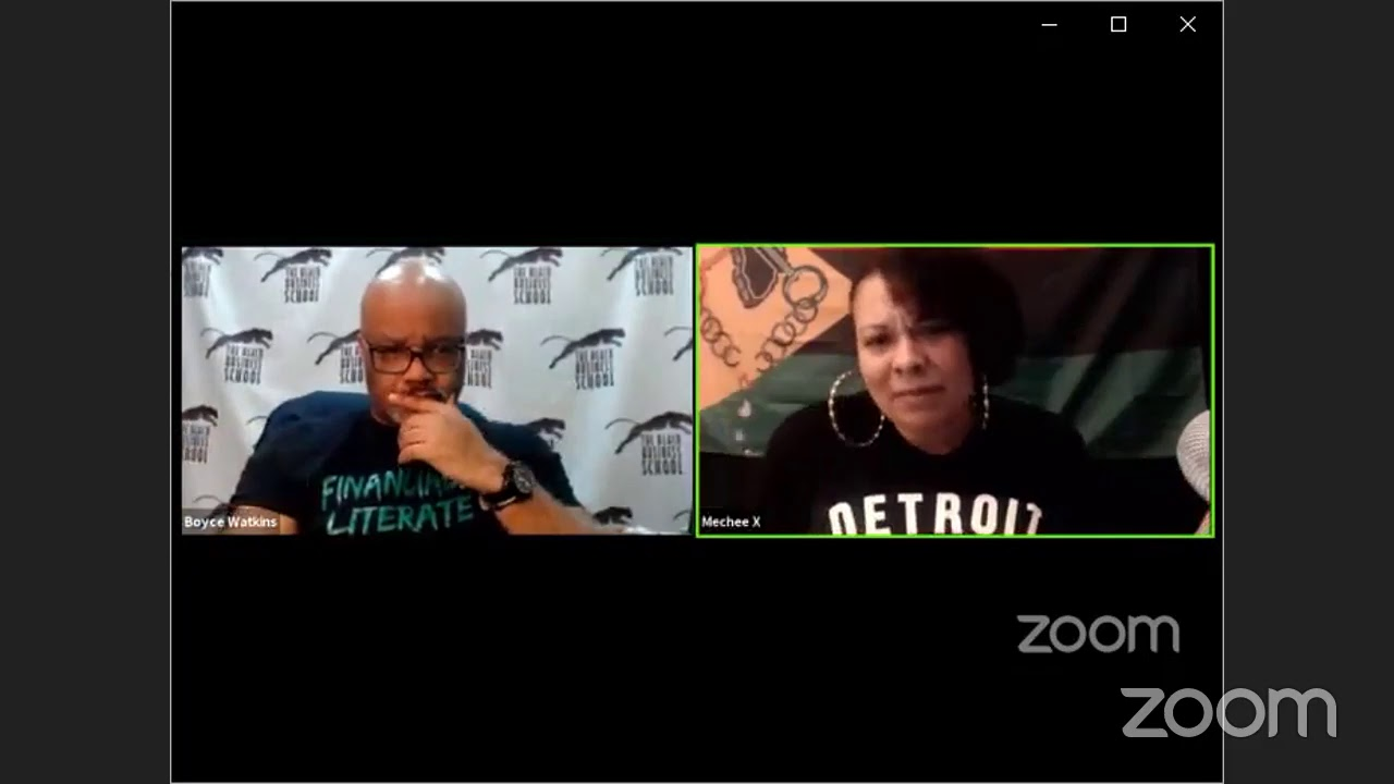 Mechee X and Dr Boyce: What our kids go through can be horrible