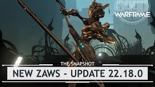Warframe: New Zaws Unleashed! - Beasts of the Sanctuary [thesnapshot]