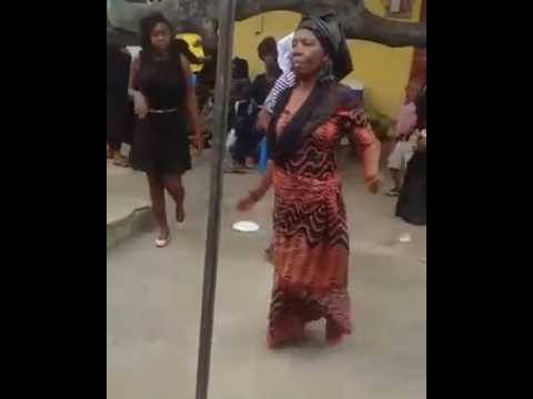 Woman Go Mad On Ebony Sponsor