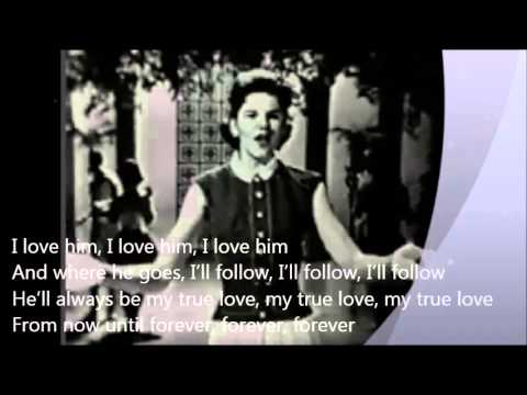 Little Peggy March –  I Will Follow Him #YouTube #Music #MusicVideos #YoutubeMusic