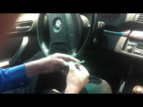How To Program The Keyless Entry Remote Control On Bmw Doovi