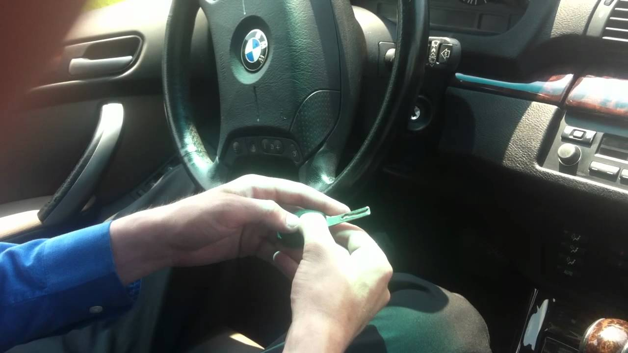 Programing A Bmw Key Youtube E30 Central Locking Wiring Diagram