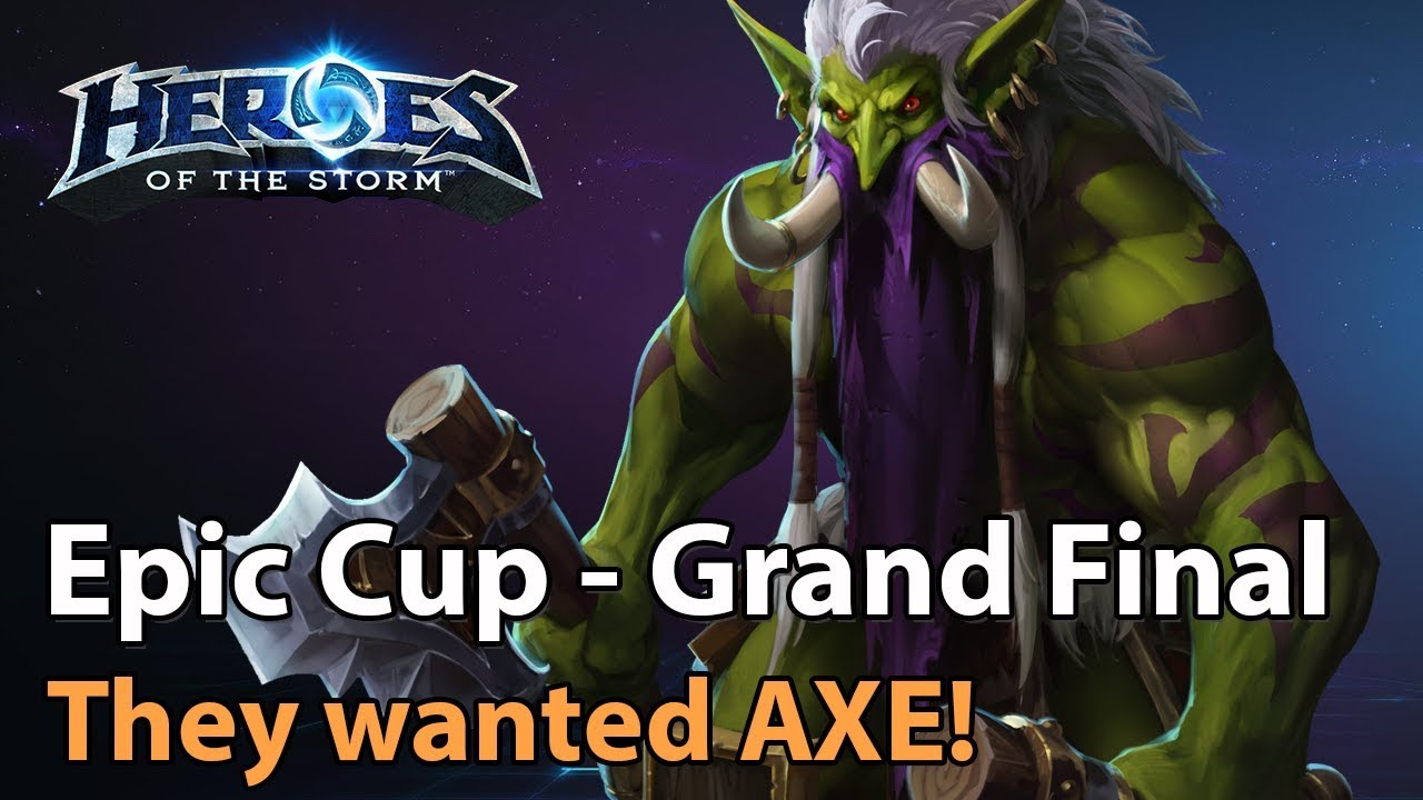 ► Epic Cup - Grand Final (Division 4/5) - Heroes of the Storm Esports