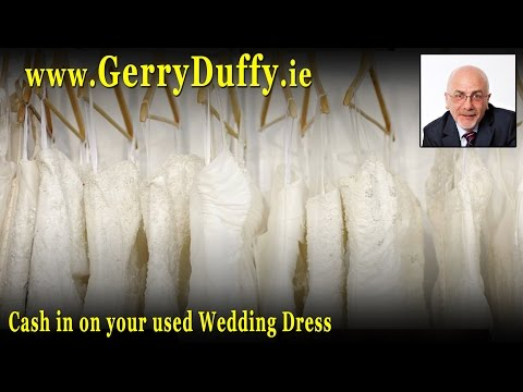 Cash In On Your Used Wedding Dress