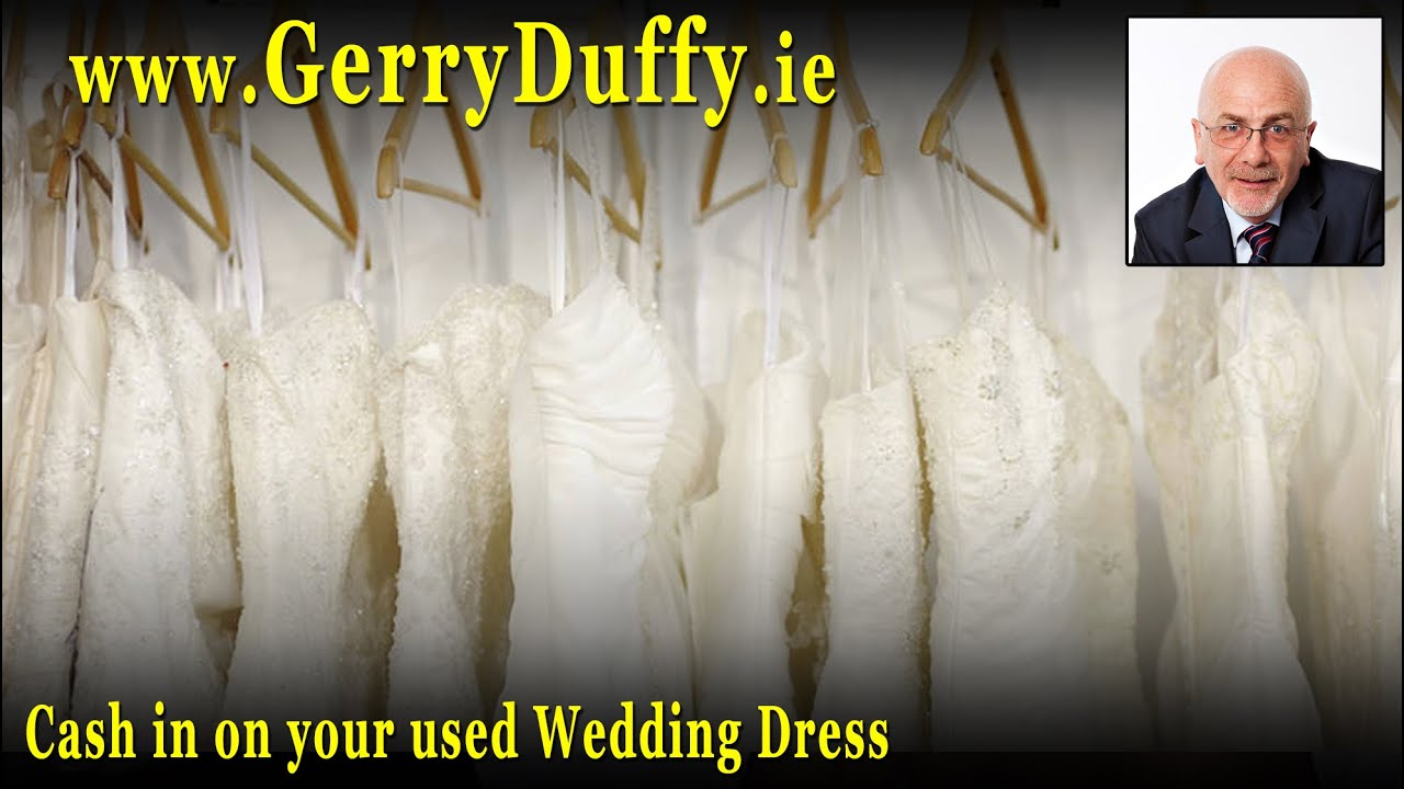 Cash In On Your Used Wedding Dress Youtube