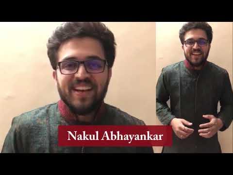 Nakul Abhyankar @ 56th Bengaluru Ganesh Utsava