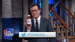 Meet The Late Show's Newest Sponsor: MUSA TEA