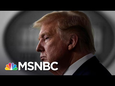 Trump Signs Aid Bill As U.S. Coronavirus Cases Surpass 8,600 | The 11th Hour | MSNBC