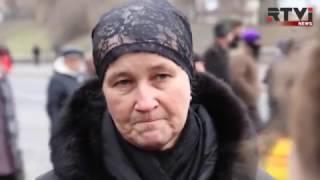 В Киеве отметили третью годовщину начала Майдана