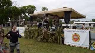 Jed Marum and Rickey Pittman Singing Seminole Wind