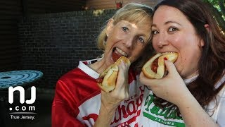 Nathan's famous hot dog eating contest to feature first mother daughter duo