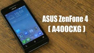 Розпакування Asus ZenFone 4 (A400CXG)
