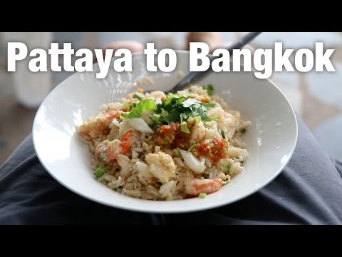 Pattaya Family Vacation: Back to Bangkok
