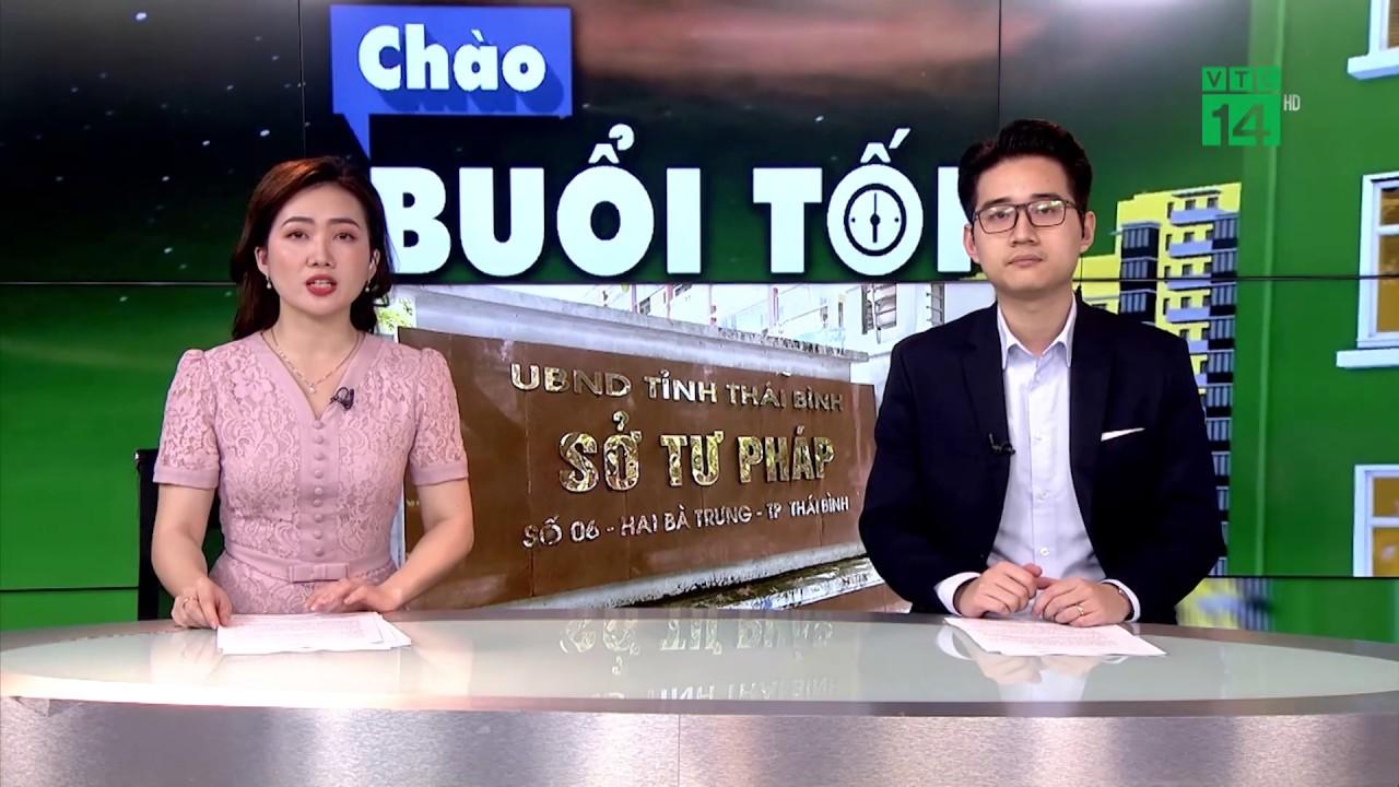 """LĐ Sở Tư pháp Thái Bình nói gì khi nhân viên bị bắt vì liên quan đến """"Đường Nhuệ""""   VTC14"""