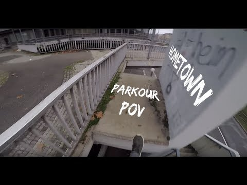 Insane Parkour POV - Hometown | GoPro Hero 5