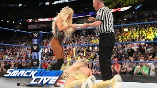 Carmella cashes in her Money in the Bank contra...