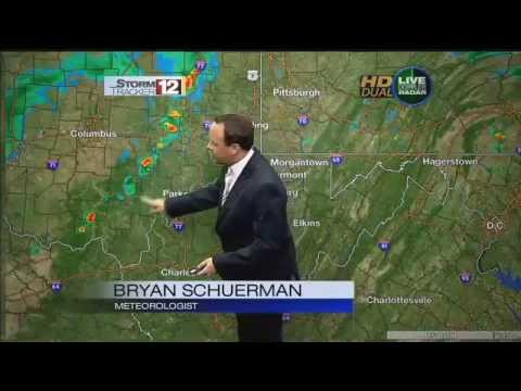 WEATHER ALERT DAY: Bryan's Monday Morning Forecast - June 8th, 2015