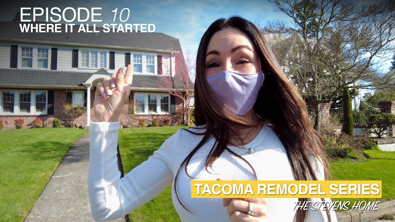 Anne Curry Homes | Why I Bought This Old Tacoma Home For Over Half A Million Dollars $$$