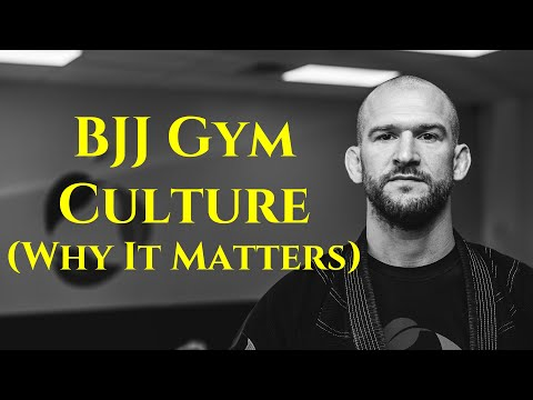 BJJ Gym Culture Matters (Perspective of a Gym Owner) | Chris Matakas