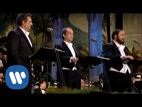 "The Three Tenors In Concert 1994: ""La Donna è Mobile"" From Rigoletto"