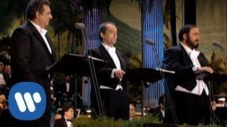 """The Three Tenors in Concert 1994: """"La donna è mobile"""" from Rigoletto"""