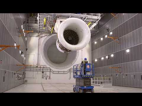 Rolls-Royce | Testbed 80  Test for the next generation