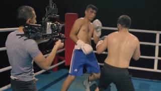 Boxing is my life BTS-My RØDE Reel 2017