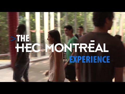 The HEC Montréal experience