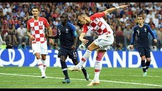 Ivan Perisic GOAL! ⚽ FRANCE 1-1 CROATIA 🇫🇷 🇭🇷 WC2018 FINAL