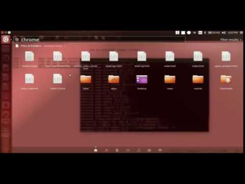 How to uninstall google chrome from ubuntu?