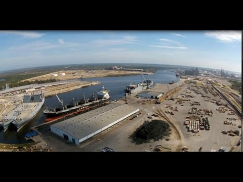 Port of Beaumont Spindletop Award 2015 Video