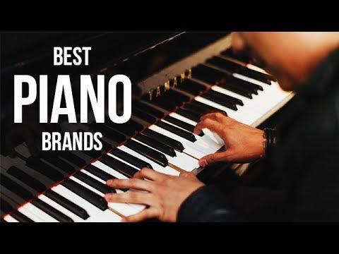 Top 5 Best Piano Brands of 2017