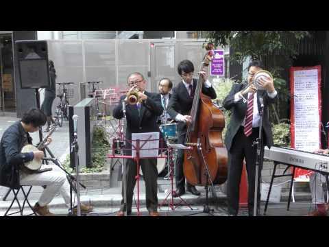 The 16th Shinjuku Trad Jazz Festival 二日目 風間晶世リバーサイド・ジャズバンド with TONTON(新潟)