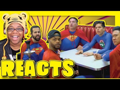 Racist Superman By Rudy Mancuso   Sketch Reaction