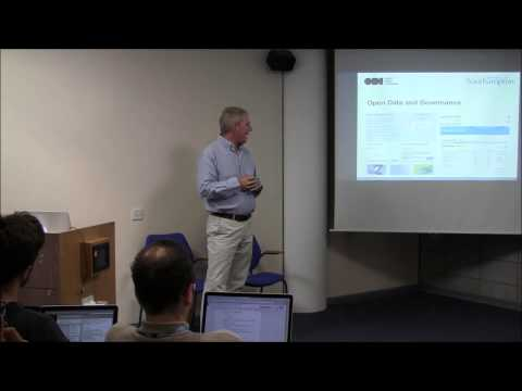 Fifth Paradigm: Open Innovation and Open Data: Professor Sir Nigel Shadbolt