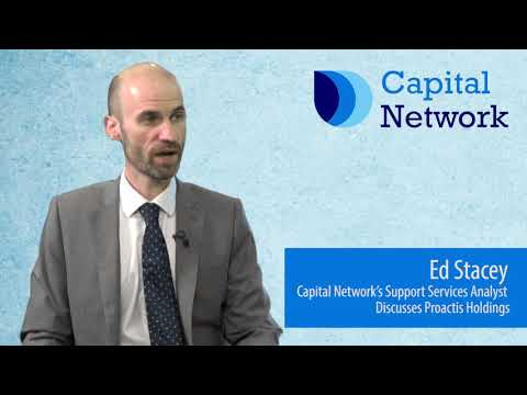 Capital Network's Ed Stacey on Proactis Holdings Plc