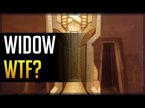 [Overwatch] Kephrii - Widow - Enjoy The First Minute (Ft. Muma, Lui, Overpowered,)