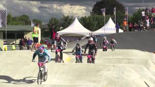 13-14 Cruiser Male Final - 2013 New Zealand BMX National Championships