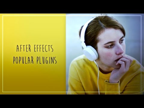 After Effects   Popular Plugins And What Do They Do