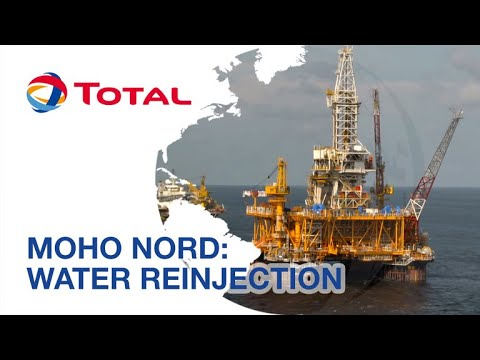 Moho Nord project: handling water reinjection at FPU Likouf | Total