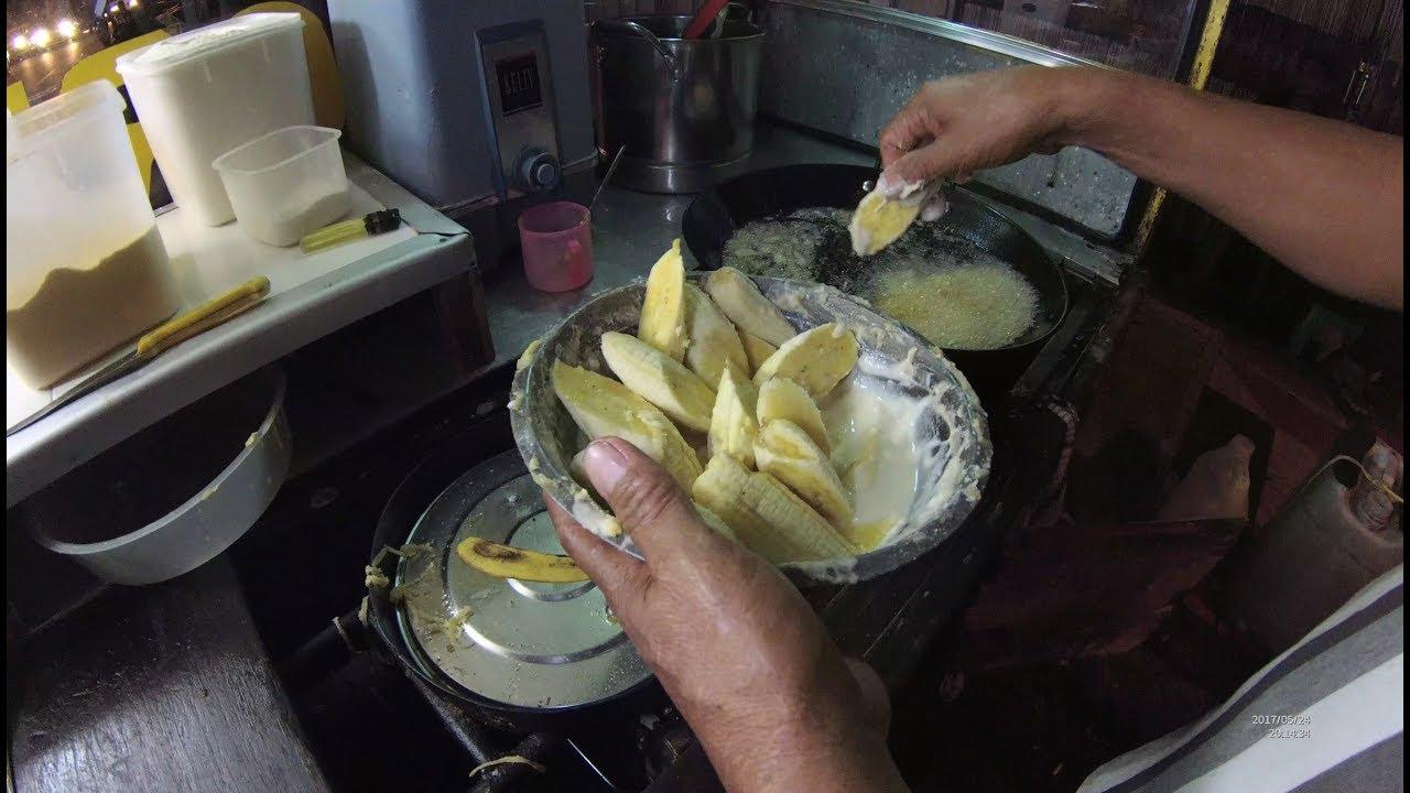 Gjsf 1625 Part 1 Lampung Banana Crispy Pisang Goreng Jalan Kartini