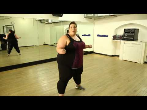 Fat Girl Dancing: Whitney Thore 'Wiggle'