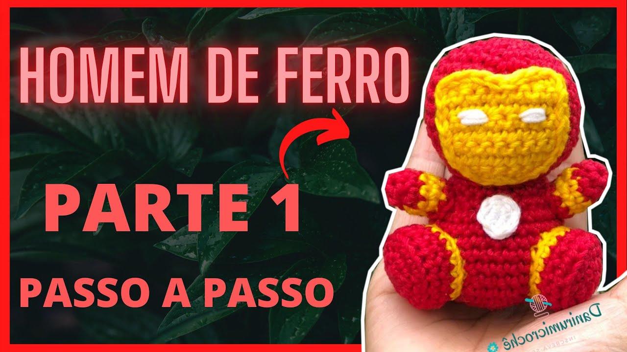 amigurumi thor passo a passo em portugues - Pesquisa Google ... | 720x1280