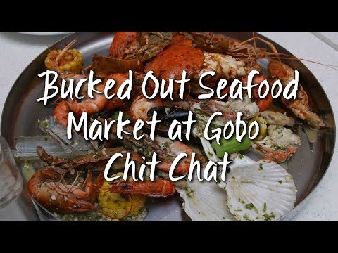 Bucked Out Seafood Market At Gobo Chit Chat | 在Gobo Chit Chat打出海鲜市场