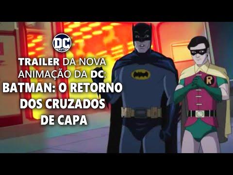 Trailer do filme Batman: O Retorno da Dupla Dinâmica