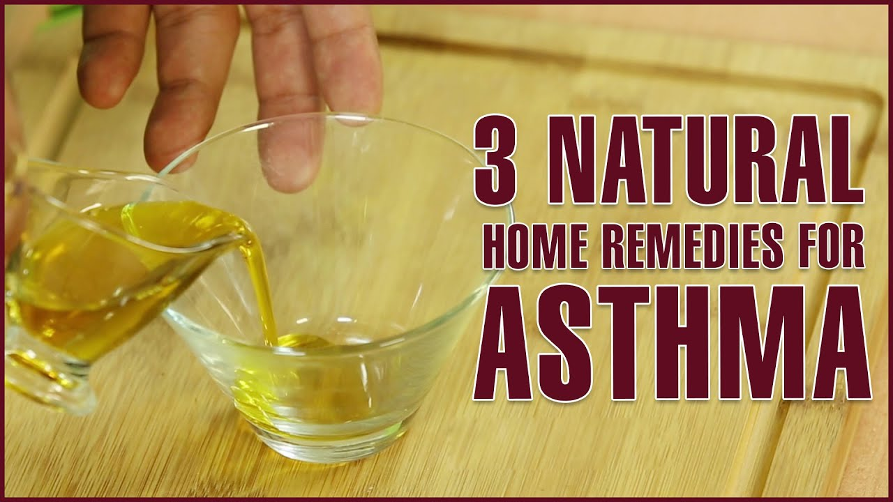 good for asthma home remedy